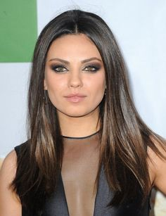 How to Get Gorgeously Glossy Hair Like Mila Kunis