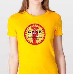 """Ladies Mariachi"" tee-shirt (small)  from: http://store.cakemusic.com/product/ladies-mariachi ($9)"