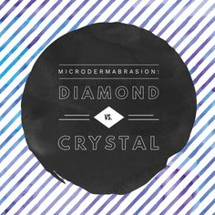 Differences Between Crystal and Diamond Microdermabrasion If you want to take your relaxing facial to the next level, you're looking at a microdermabrasion, a quick procedure that removes dead cells from the surface of your face and restores smooth…</p>