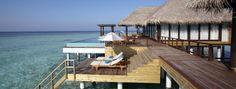 Staying at Anantara Kihavah Villas Maldives: Sunarea Of Anantara Kihavah Villas In Maldives