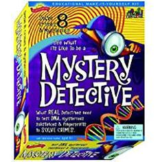 Mystery Detective: Forensic Science Kit