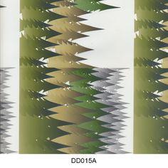 Hydrographic film design pattern DD015A
