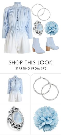 """""""Untitled #763"""" by exow ❤ liked on Polyvore featuring Zimmermann, Bling Jewelry, Gucci and Opening Ceremony"""