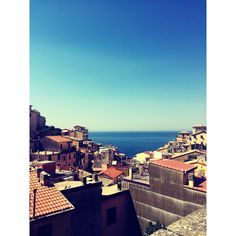 This view tho! Sightsing in Cinque Terre, Italy