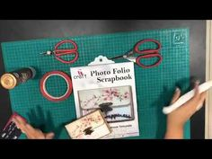 Learn How To Male Photo Folio Scrapbook Scrapbook, Make It Yourself, Learning, Youtube, Blog, Crafts, Studying, Scrapbooks, Blogging