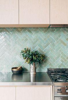 Glass Subway Tile Kitchen Backsplash - - kitchen backsplash - Glass Subway Tile Kitchen Backsplash – The - Kitchen Interior, New Kitchen, Kitchen Decor, Kitchen Grey, Kitchen Rustic, Stylish Kitchen, Awesome Kitchen, Sage Green Kitchen, Kitchen Benches