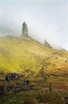 Staffin, Isle of skye      #Scotland #places
