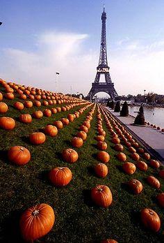 Paris Halloween