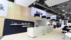 Stand - Creaplan   The standard in Stand art   Standenbouw   Interieurs   Displays #design #exhibit #booth