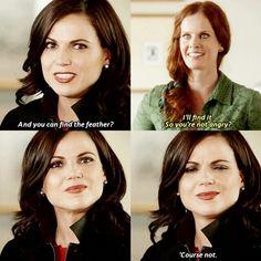 """Regina and Zelena - 6 * 1 """"The Savior"""""""