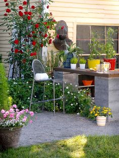 5 Best Outdoor Room Makeovers, on a Budget!