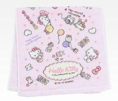 Hello Kitty Hand Towel: Toys