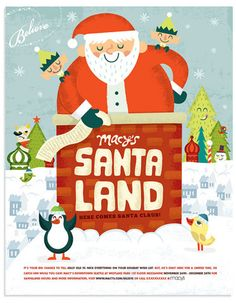 santa, holiday, magical, snow, happy, faces