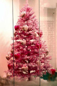wonderfully pink christmas