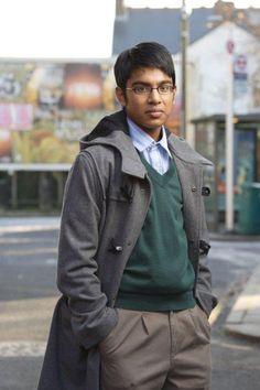 Tamwar Masood played by Himesh Patel