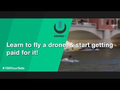 In-Person Drone Pilot Training - How To Start A Drone Business - YouTube