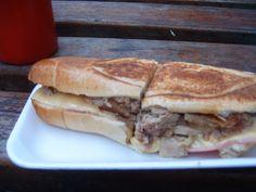 Sandwich de Pernil, Ávila, Caracas, Venezuela