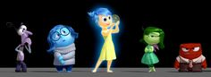 Pixar Shows New Footage, Gives Details on INSIDE OUT