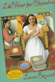 Set in turn-of-the-century Mexico, it tells the story of Tita de la Garza, the youngest of Mama Elena's three daughters, whose fate is to remain single so she can take care of her mother in old age.