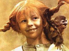 Lekker stout, avontuurlijk en onafhankelijk ... Wie houdt er nu niet van Pippi!?