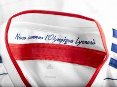 Maillot domicile OL 2014-2015