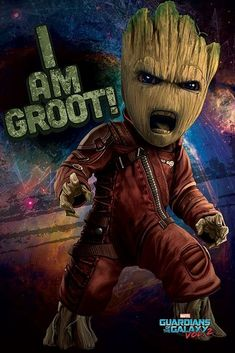 We have another couple of marvel international GOTG Vol. 2 character posters here, this time featuring Rocket Raccoon and Baby Groot. Plus, plenty more promo art has also found its way online. Marvel Dc Comics, Films Marvel, Marvel Characters, Marvel Heroes, Marvel Avengers, Groot Avengers, Gardians Of The Galaxy, Guardians Of The Galaxy Vol 2, Marvel Universe