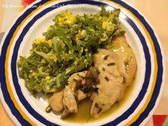 De Buena Mesa: Pollo a la casera con Judías Verdes salteadas http://denuestracasa.blogspot.com.es/2014/06/pollo-la-casera-con-judias-verdes.html