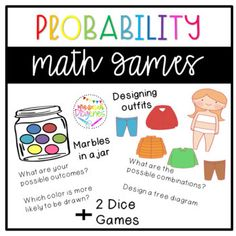 best 25 probability games ideas on pinterest probability worksheets 7th grade math games and. Black Bedroom Furniture Sets. Home Design Ideas