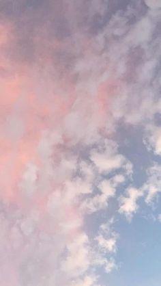 Trendy Flowers Vintage Wallpeaper Backgrounds Ideas Trendy F. Aesthetic Pastel Wallpaper, Aesthetic Backgrounds, Aesthetic Wallpapers, Cloud Wallpaper, Iphone Background Wallpaper, Pretty Sky, Beautiful Sky, Beautiful Flowers, Cute Wallpaper Backgrounds