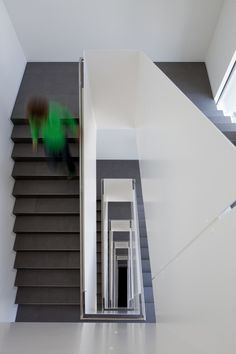Gallery Of Headquarters Siegle + Epple / Spacial Solutions   4. Building  Stairs
