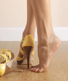 Like the rest of your body, your feet need exercise to stay in great shape. Try these moves, from New York City podiatric surgeon Jacqueline Sutera, morning and night.