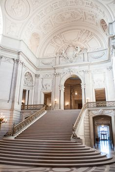 » city hall, SF - Vivian Chen Photography » Bay Area Wedding & Portrait Photographer