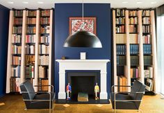Contemporary Living Room by Reader & Swartz Architects, P.C.