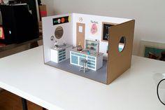 Kyle Bean, iPhone de madera para niños, juguetes originales diseño de Kyle Bean > Minimoda.es