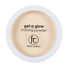 Femme Couture Get a Glow Finishing Powder. I really want to try this one.