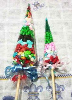 Fotos de  Bolos, dulceros y adornos navideños