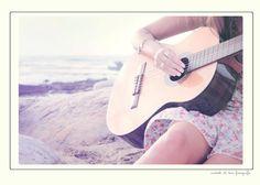 I've got he sun, Iv've got the sand, I've got that rock 'n roll band, here I stand...
