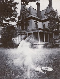 The ghost of Judith still loved to dance on the lawn as much as she had when she came there as Richard's third bride.