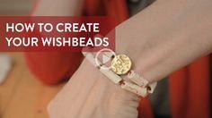 Wish bead bracelet t