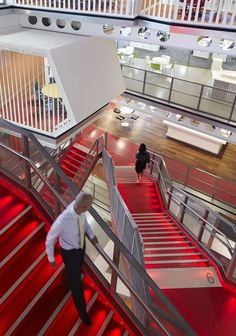 Macquarie Group Offices, London