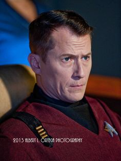 Star Trek: Renegades Corin Nemec.