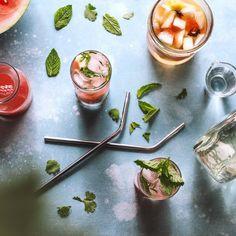 Watermelon, Herbs & Sotol Cocktail