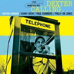 Dexter Gordon - Dexter Calling ... (4083) Blue Note record album