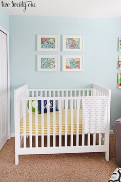 Baby Organization Tips