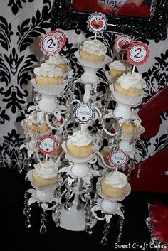 Awesome Cupcake Displays