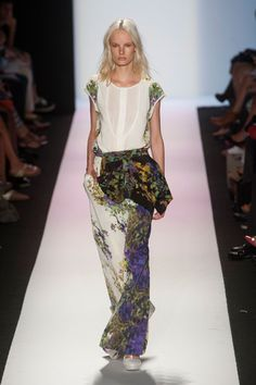 BCBG Max Azria at New York Fashion Week Spring 2014 - Runway Photos
