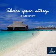 Remember your best vacation? Find a photo from your trip & share using #HiltonStory for a chance to win free nights. http://on.fb.me/1pAY0sM