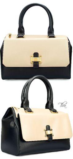 Oscar de la Renta ● Clara Boston Bag