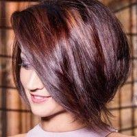bob hairstyles, bob haircut, short hairstyles 2015 - short bob hairstyle   trendy-hairstyles-for-women.com