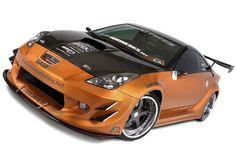 Fox Marketing Toyota Celica GTS
